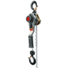 Ring Panel Link Filters Economy: Jet - JLH Series Lever Hoists W/Overload Prtctn, 1 Ton Cap, 10' Lifting Height, 79 LBF