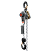 Ring Panel Link Filters Economy: Jet - JLH Series Lever Hoists W/ Overload Prtctn,1.5 Ton Cap,10' Lifting Height,75 LBF