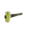Wilton B.A.S.H Unbreakable Handle Sledge Hammer, 4 Lb Soft-Face Head, 16 Ergo Handle WLT 825-40416