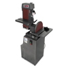 Finishing Tools Grinders: Jet - Combination Belt and Disc Finishing Machines