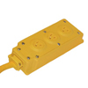 Daniel Woodhead Multi-Tap® Outlet Boxes ORS 840-31593