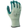 Gloves Nylon Gloves: SHOWA - Nitri-Flex Lite Nitrile Coated Gloves, Medium, Light Green/Green