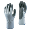 Ring Panel Link Filters Economy: SHOWA - Atlas Therma-Fit 451 Latex Coated Gloves, X-Large, Gray/Light Gray