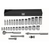 Wright Tool 31 Piece Standard & Deep Socket Sets WRT 875-339