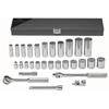 Wright Tool 29 Piece Standard & Deep Socket Sets WRT 875-340