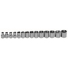 Wright Tool 14 Piece Standard Metric Socket Sets WRT 875-354