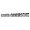 Wright Tool 11 Piece Standard Socket Sets WRT 875-379