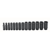 Wright Tool 14 Piece Deep Impact Socket Sets WRT 875-407