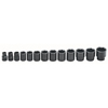 Wright Tool 13 Piece Impact Socket Sets WRT 875-415