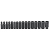 Wright Tool 16 Piece Deep Metric Socket Sets WRT 875-467