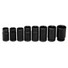Wright Tool 8 Piece Deep Impact Socket Sets WRT 875-608