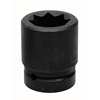 Wright Tool 8 Point Double Square Impact Railroad Sockets WRT 875-8812