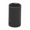Wright Tool 5 Point Black Penta Sockets WRT875-9076