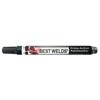 Marking Tools: Best Welds - Prime-Action +30 Paint Markers, Chisel/Bullet Tip, Black