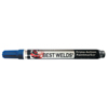 Marking Tools: Best Welds - Prime-Action +30 Paint Markers, Chisel/Bullet Tip, Blue