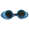 Best Welds Cup Goggles, Hard Plastic, Green BWL 901-WG-50C