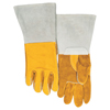 Ring Panel Link Filters Economy: Best Welds - Premium Welding Gloves, Grain Cowhide, Large, Gold