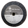 Bee Line Resin Bonded Abrasives Without Safety Back, 6, 5/8-11 Arbor, Aluminum Oxide BEE 903-0006