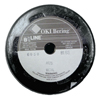 Bee Line Resin Bonded Abrasives With Steel Safety Back, 6, 5/8-11 Arbor, Aluminum Oxide BEE 903-006S