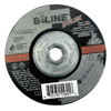 Bee Line Flexible Depressed Center Wheel, 4 1/2 Dia, 1/8 Thick, 5/8-11 Arbor, 46 Grit BEE 903-45A27MT