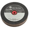 Bee Line Straight Resinoid Wheel, 6 Dia, 1 Thick, 1 Arbor, Course Grit BEE 903-611C