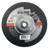 Bee Line Flexible Depressed Center Wheel, 7 Dia, 1/8 Thick, 5/8-11 Arbor, 46 Grit BEE 903-7A27M
