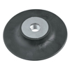 Bee Line Backing Pads For Resin Fiber Sanding Discs, 4 In X 5/8 In - 11, Medium BEE 903-BP-400