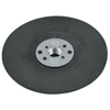 Bee Line Backing Pads For Resin Fiber Sanding Discs, 5 In X 5/8 In - 11, Medium BEE 903-BP-500