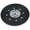 Bee Line Backing Pads For Resin Fiber Sanding Discs, 5 In X 5/8 In - 11, Firm BEE 903-PP5000