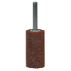 Bee Line Mounted Points, 1 In X 2 In X 1/4 In Shank, 46 Grit, W222 Type BEE 903-W222-D2BG