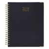 At A Glance Harmony Weekly Monthly Hardcover Planners, 8 1/2 x 11, Navy Blue AAG 609990520