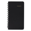 At A Glance Weekly Planner, 4 1/2 x 2 1/2, Black, 2020 AAG7003505