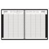 Appointment Books Planners Daily Monthly Appointment Books: AT-A-GLANCE® Eight-Person Group Daily Appointment Book