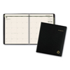 Clean and Green: Recycled Monthly Planner, 9 x 11, Black, 2019