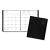 At A Glance Contemporary Monthly Planner, Premium Paper, 11 x 8 7/8, Black Cover, 2020 AAG70260X05