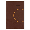 At A Glance One-Day-Per-Page Planning Notebook, 9 x 6, Dark Gray/Orange, 2021 AAG70620130