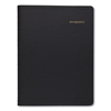 At A Glance Weekly Appointment Book Ruled, Hourly Appts, 8.75 x 7, Black, 2021-2022 AAG7086505