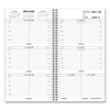 calendars: AT-A-GLANCE® Weekly Appointment Book Refill Hourly Ruled