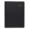 calendars: Weekly Appointment Book, 8 1/4 x 10 7/8, Black, 2019