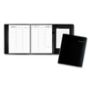 At A Glance Plus Weekly Appointment Book, 10 7/8 x 8 1/4, Black, 2020-2021 AAG70950P05