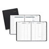 At A Glance Triple View Weekly/Monthly Appointment Book, 11 x 8.25, Black, 2021 AAG70950V05