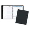calendars: The Action Planner Weekly Appointment Book, 8 1/8 x 10 7/8, Black, 2019