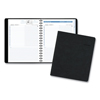 At A Glance The Action Planner Daily Appointment Book, 8.75 x 6.5, Black, 2021 AAG70EP0305