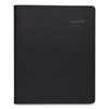Clean and Green: QuickNotes Weekly/Monthly Appointment Book, 8 x 9 7/8, Black, 2019