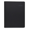 Clean and Green: QuickNotes Monthly Planner, 10 7/8 x 8 1/4, Black, 2020