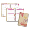 At A Glance Watercolors Weekly/Monthly Planner, 8 1/2 x 5 1/2, Watercolors, 2020 AAG791200G