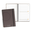 At A Glance Plan. Write. Remember. Planning Notebook Two Days Per Page, 6 x 9, Gray AAG80620330