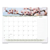 At A Glance AT-A-GLANCE® Floral Panoramic Desk Pad AAG 89805