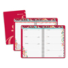 Appointment Books Planners Weekly Monthly Planners: AT-A-GLANCE® Playful Paisley Weekly/Monthly Appointment Book and Planner