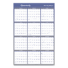 calendars: Vertical/Horizontal Erasable Wall Planner, 24 x 36, 2019
